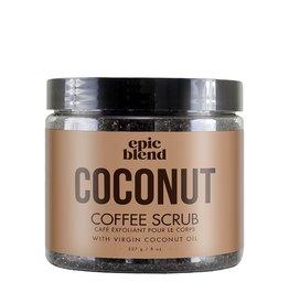 Epic Blend Epic Blend Coconut Coffee Scrub 8oz