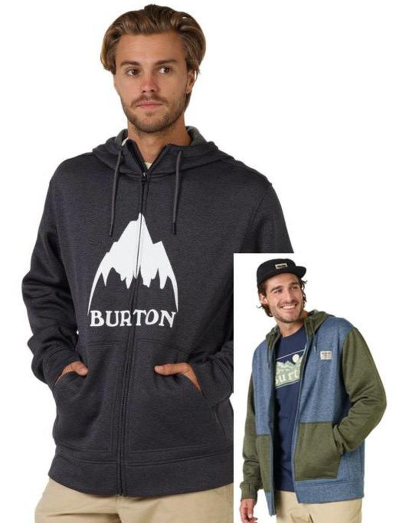 Burton Burton Mens Oak Zip Hoody