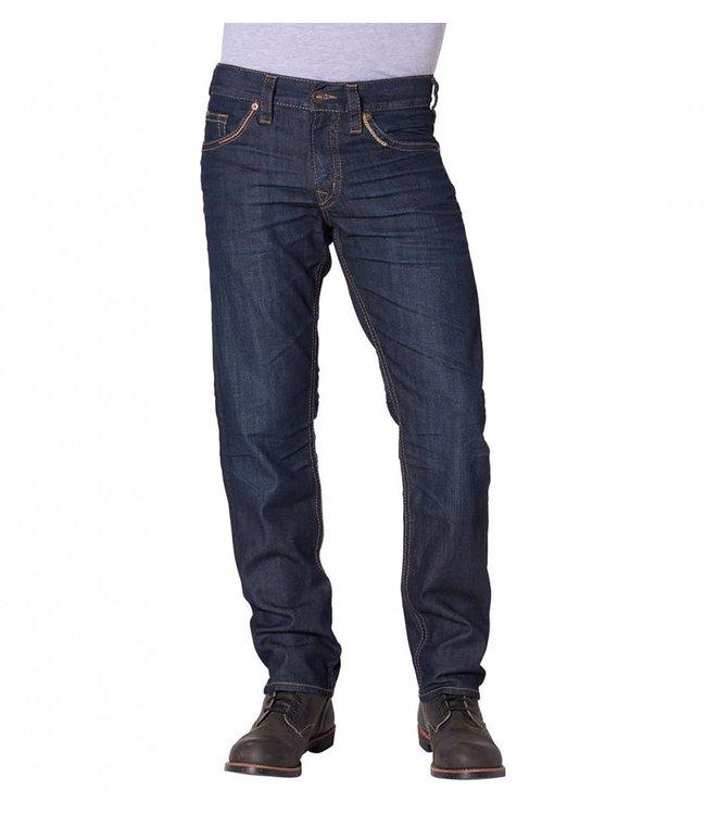 Silver Mens Eddie Dark Wash Jean