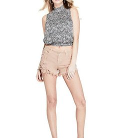 Guess Guess Womens Destroyed Short
