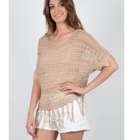Molly Bracken Molly Bracken Fine Knitted Sweater