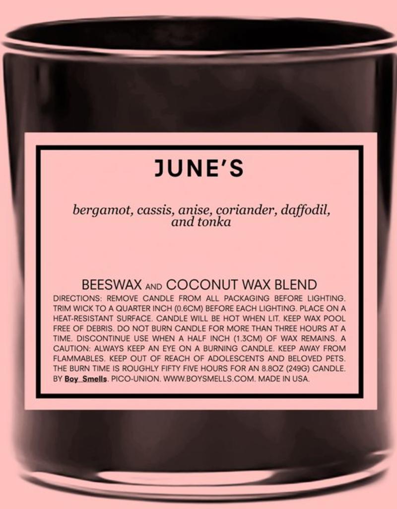 Boy Smells Boy Smells Candle June's 8.8oz