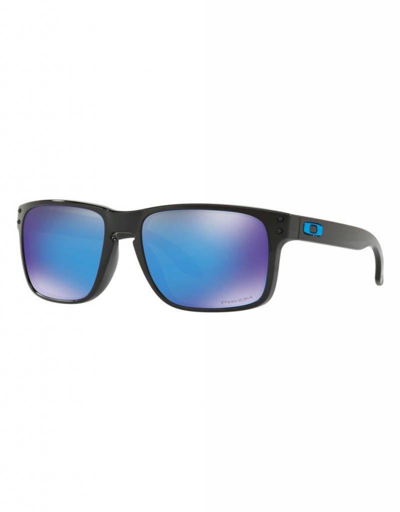 Oakley Oakley Holbrook Polished Black Prizm Sapphire