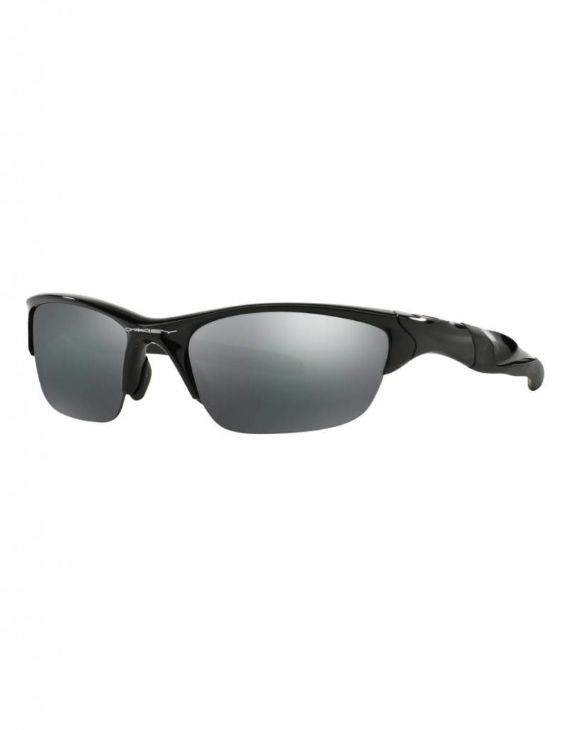 Oakley Oakley Half Jacket 2.0 Polished Black/Black Iridium Polarized
