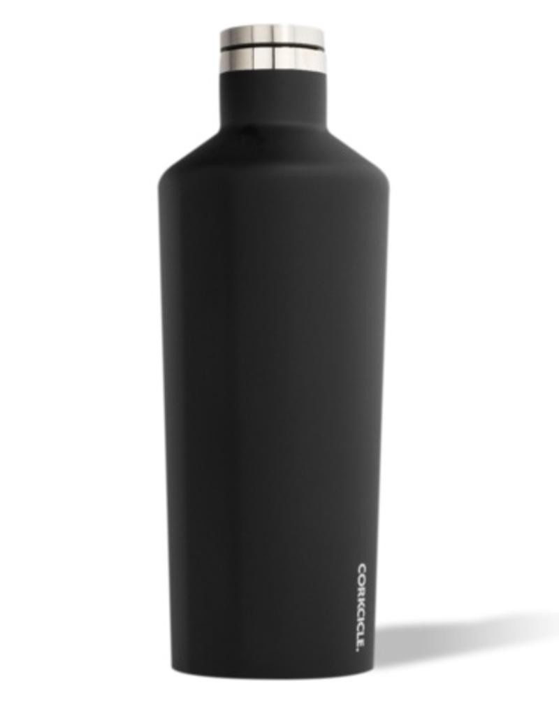 Corkcicle Corkcicle 60oz Canteen Matte Black