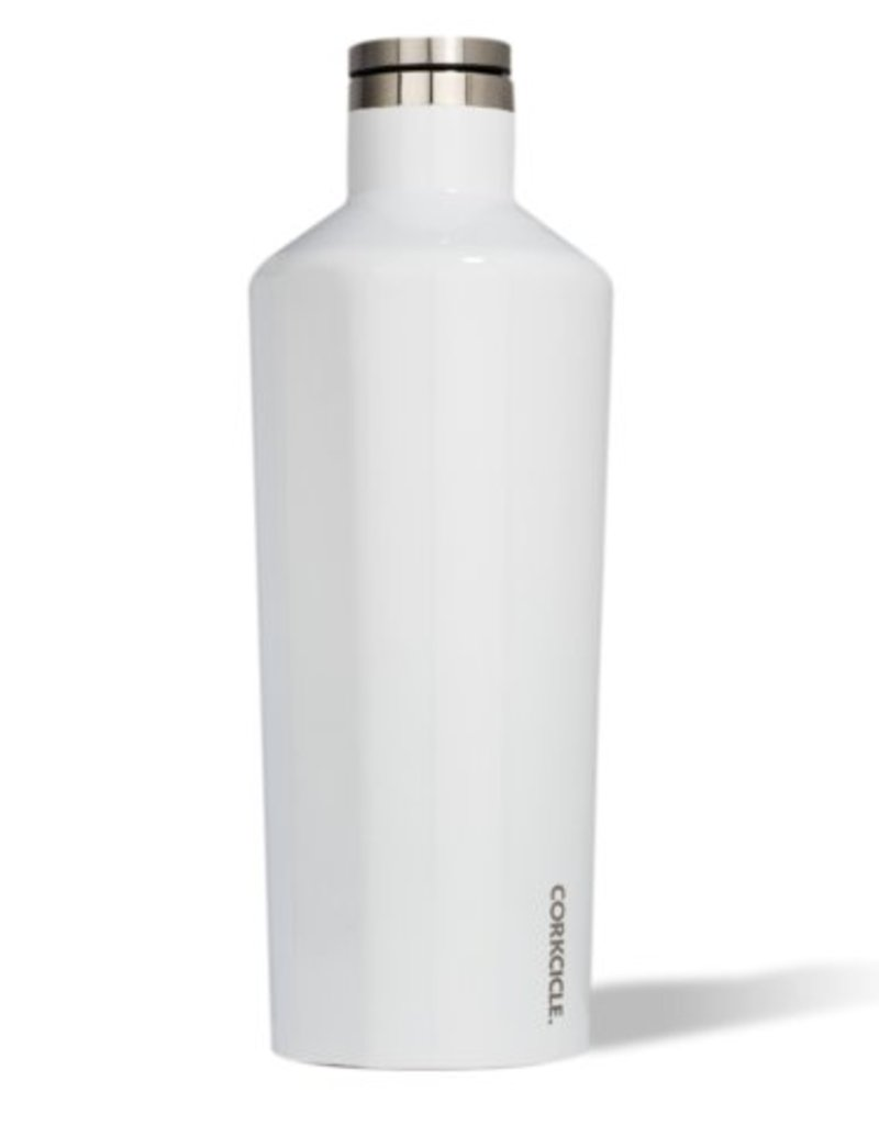 Corkcicle Corkcicle 60oz Canteen Gloss White