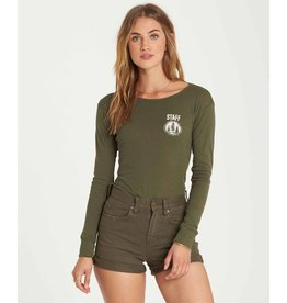 Billabong Billabong Womens Staff Only Tee