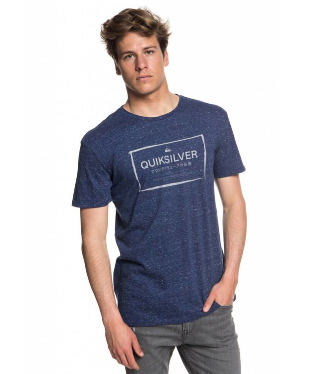 Quiksilver Mens Quik In The Box Tee
