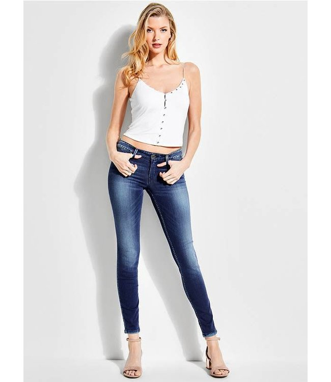 Guess Womens Sexy Curve Skinny