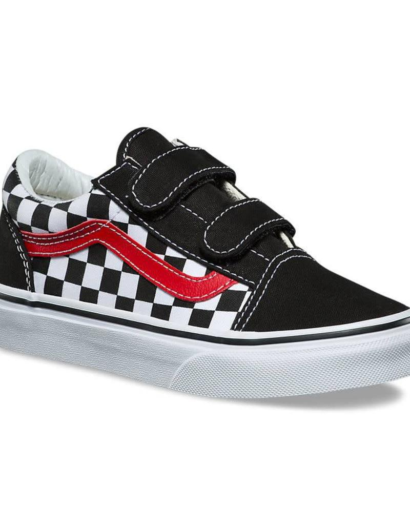 2576562d289 Vans Youth Old Skool V (Checkerboard) - 42nd Street Clothing