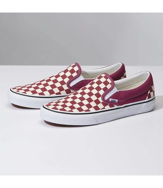 Vans Vans Classic Slip-On Checkerboard
