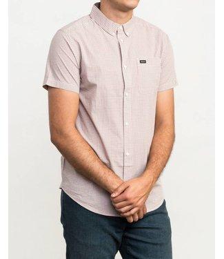 RVCA Mens Staple SS Shirt