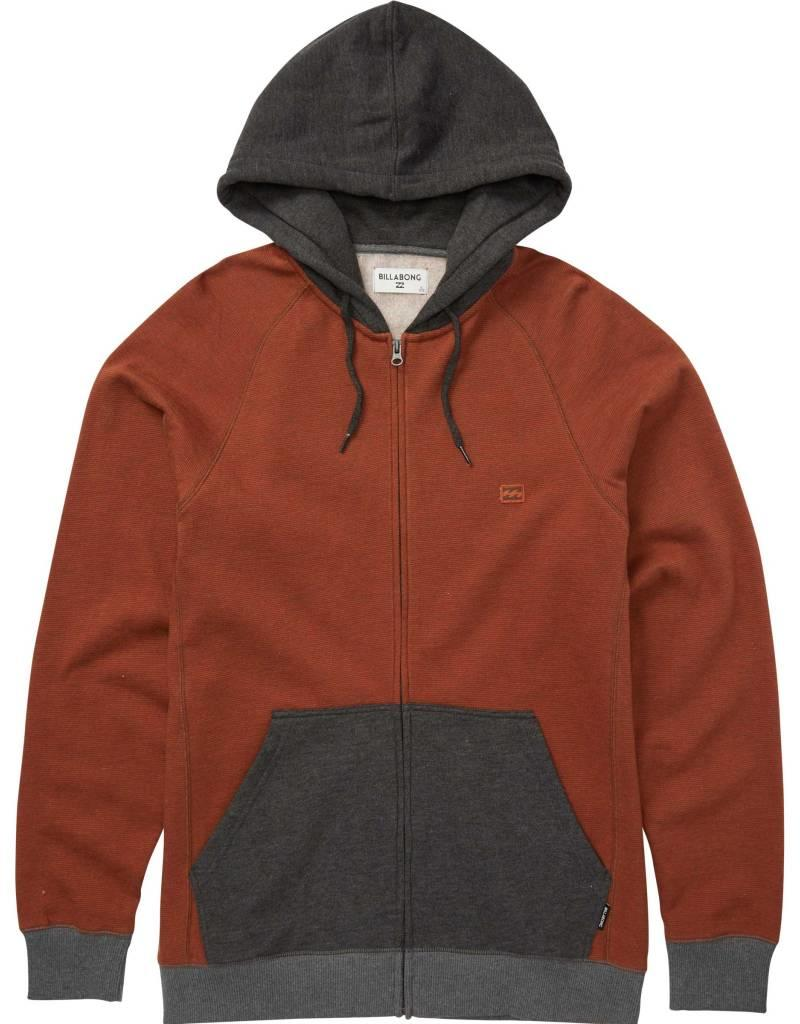 Billabong Billabong Mens Balance Zip Hoody