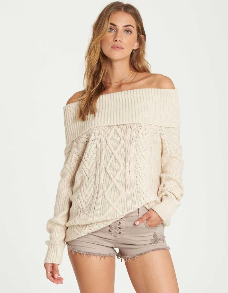 Billabong Billabong Womens Off Shore Sweater