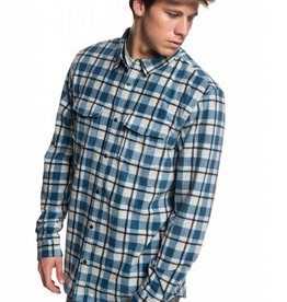 Quiksilver Quiksilver Mens Surf Days Flannel Shirt