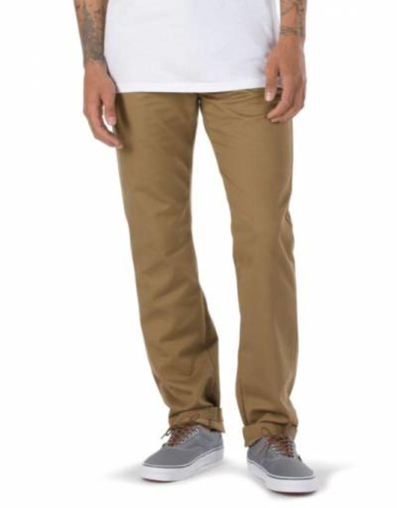 a68240a132e0ff Vans Mens Authentic Chino Stretch Pant - 42nd Street Clothing