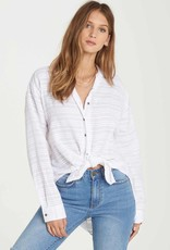 Billabong Billabong Womens Cozy Nights Shirt