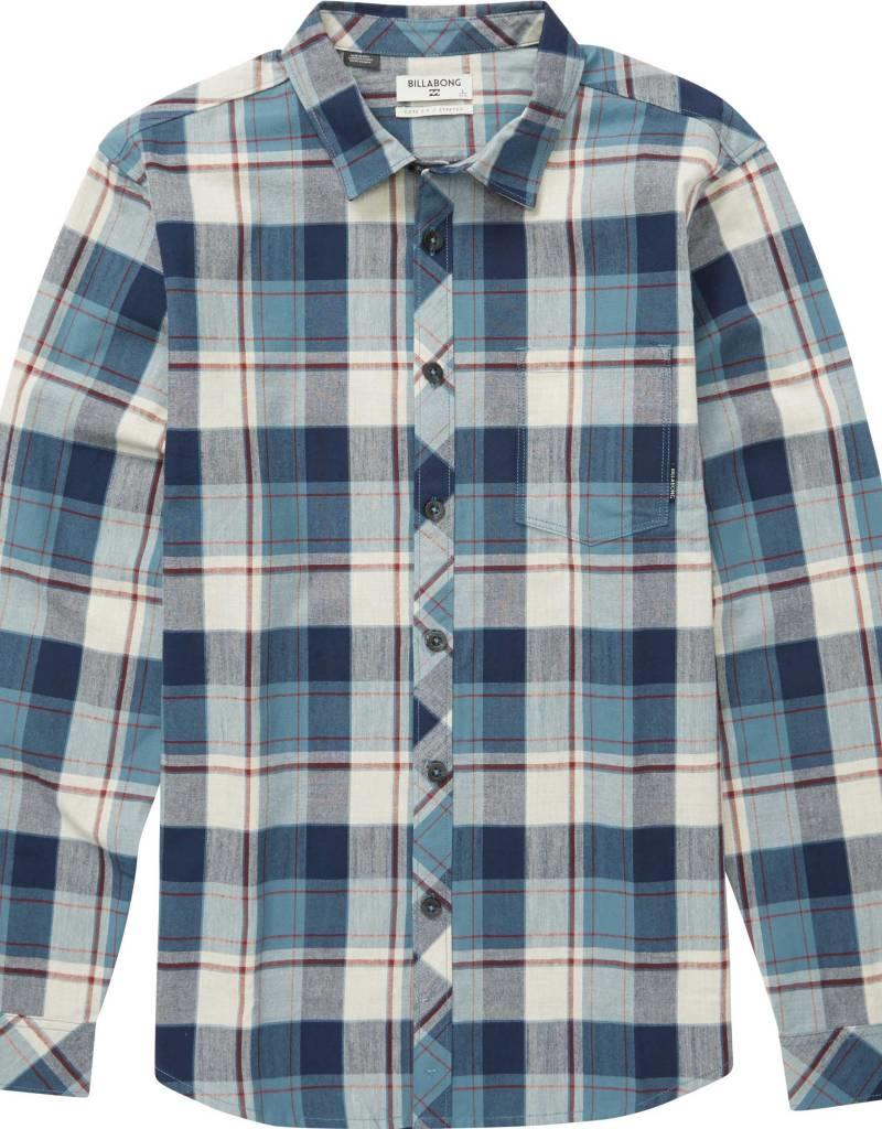 Billabong Billabong Mens Coastline Flannel