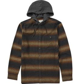 Billabong Billabong Mens Baja Hooded Flannel