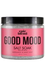 Epic Blend Epic Blend Good Mood Salt Soak 16oz