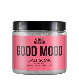Epic Blend Epic Blend Good Mood Salt Soak 16oz