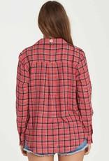 Billabong Billabong Womens Venture Out Flannel
