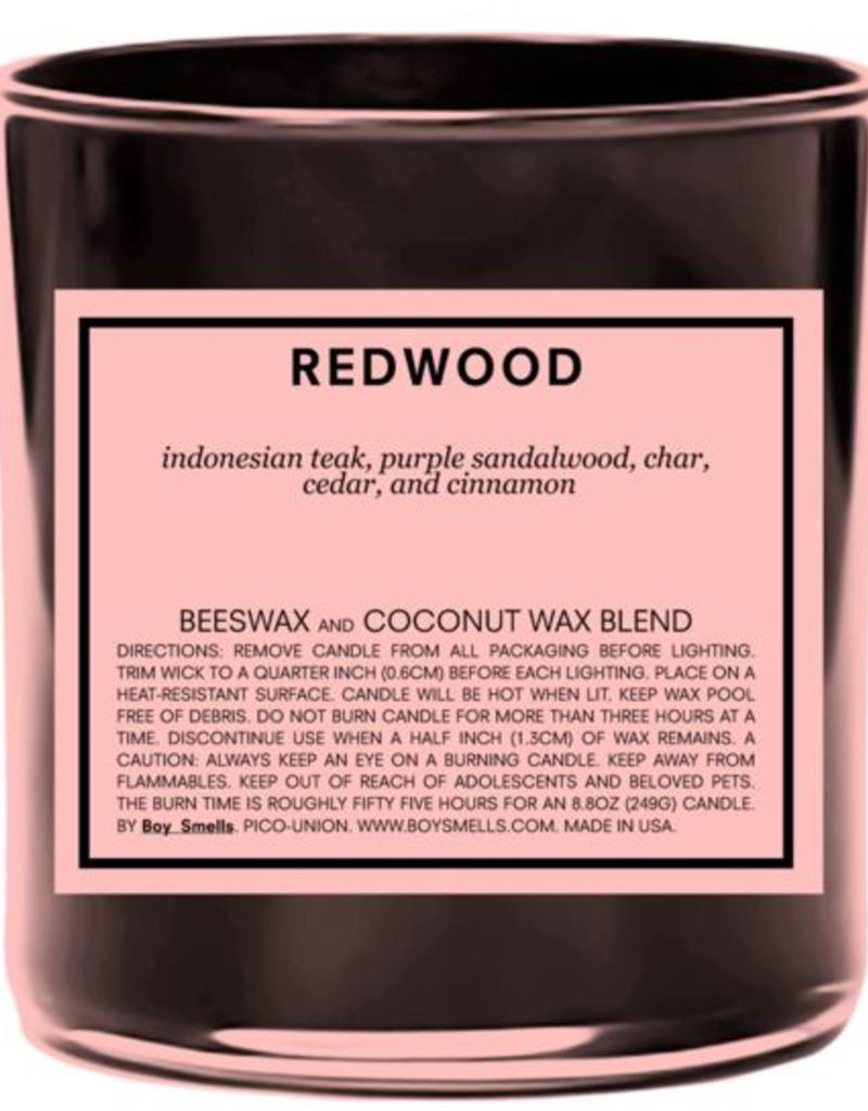 Boy Smells Boy Smells Candle Redwood