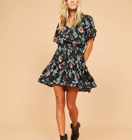 MinkPink Minkpink Secret Garden Dress