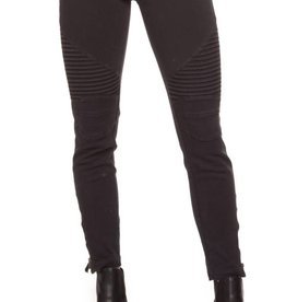 DEX Dex Moto Legging Slanted Cut At Knee