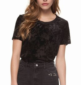 DEX Dex Burnout Velvet T-Shirt