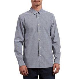 Volcom Volcom Mens Oxford Stretch LS Shirt