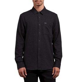 Volcom Volcom Mens Caden Solid LS Shirt