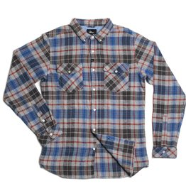 Imperial motion Imperial Motion Mens Parker LS Flannel