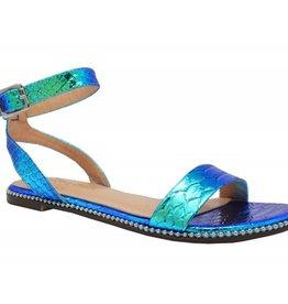 The Aquamarine Sandal