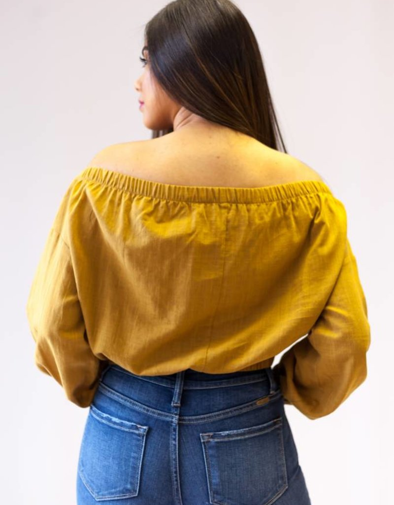 The Maylie Top
