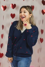 My Perfect Valentine Cardigan