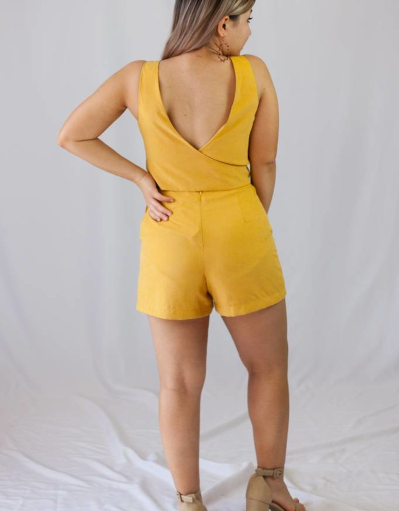 The Nelly Romper