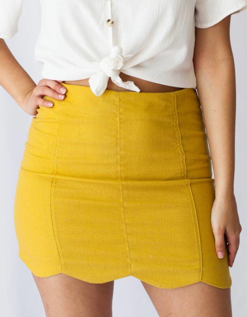 The Sabrina Skirt