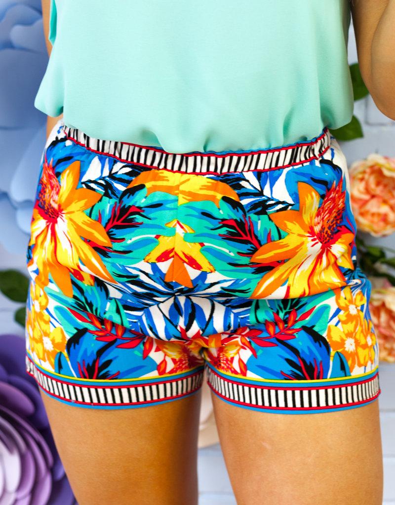 The Azeneth Shorts