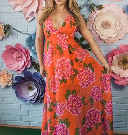 The Kiara Maxi Dress