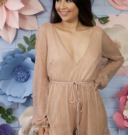 The Allie Romper
