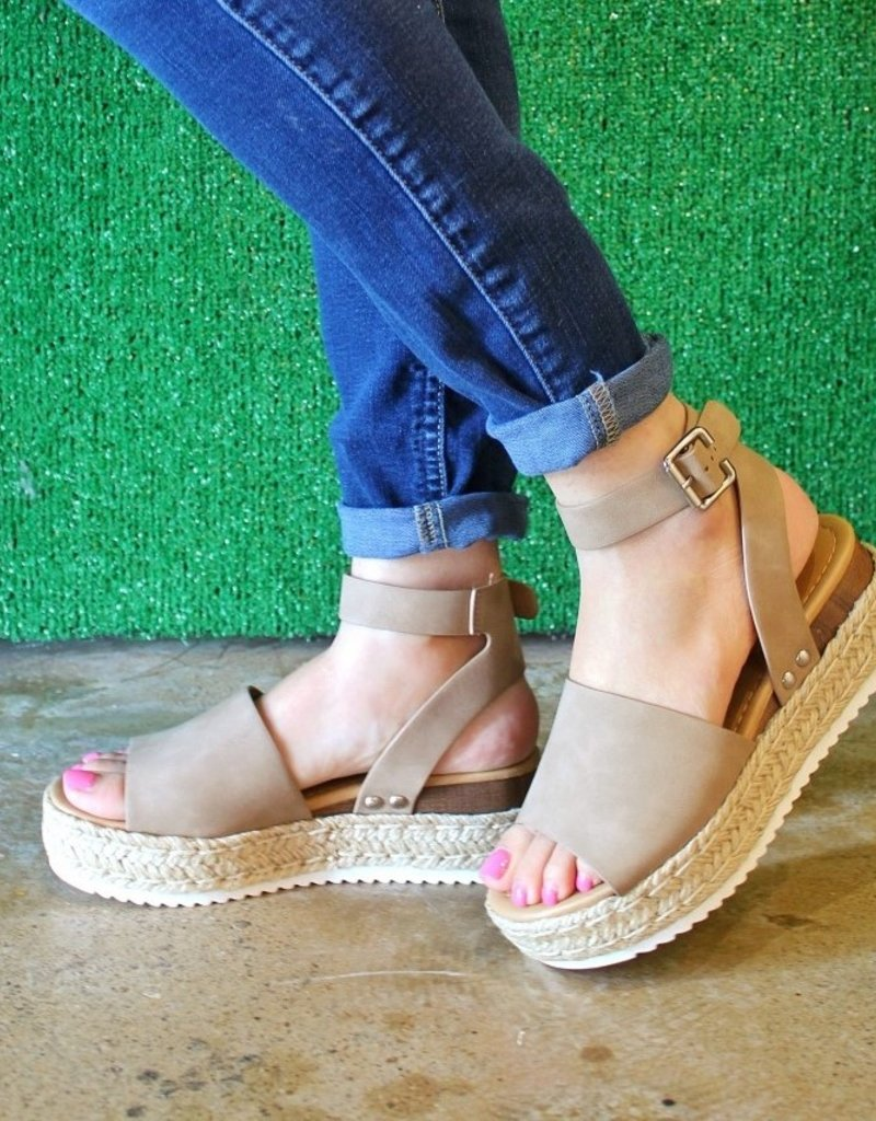 The Emily Espadrille