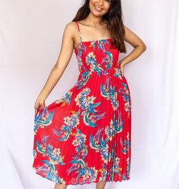 Saint Lucia Midi Dress
