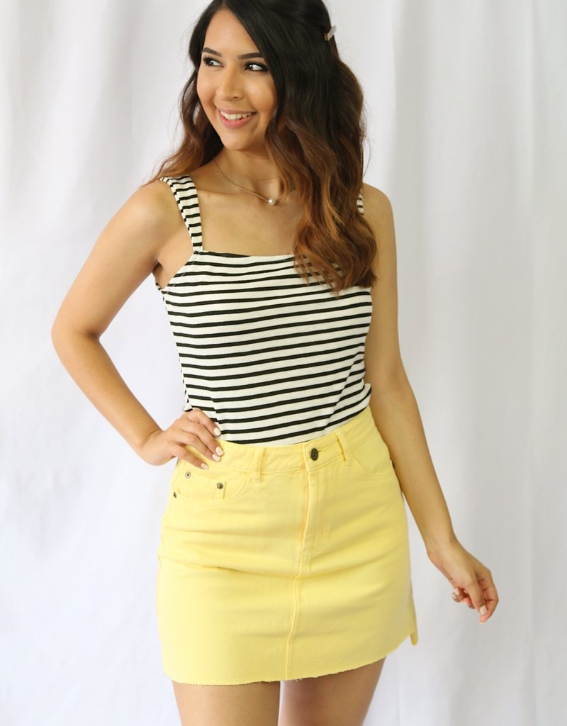 The Dalia Skirt