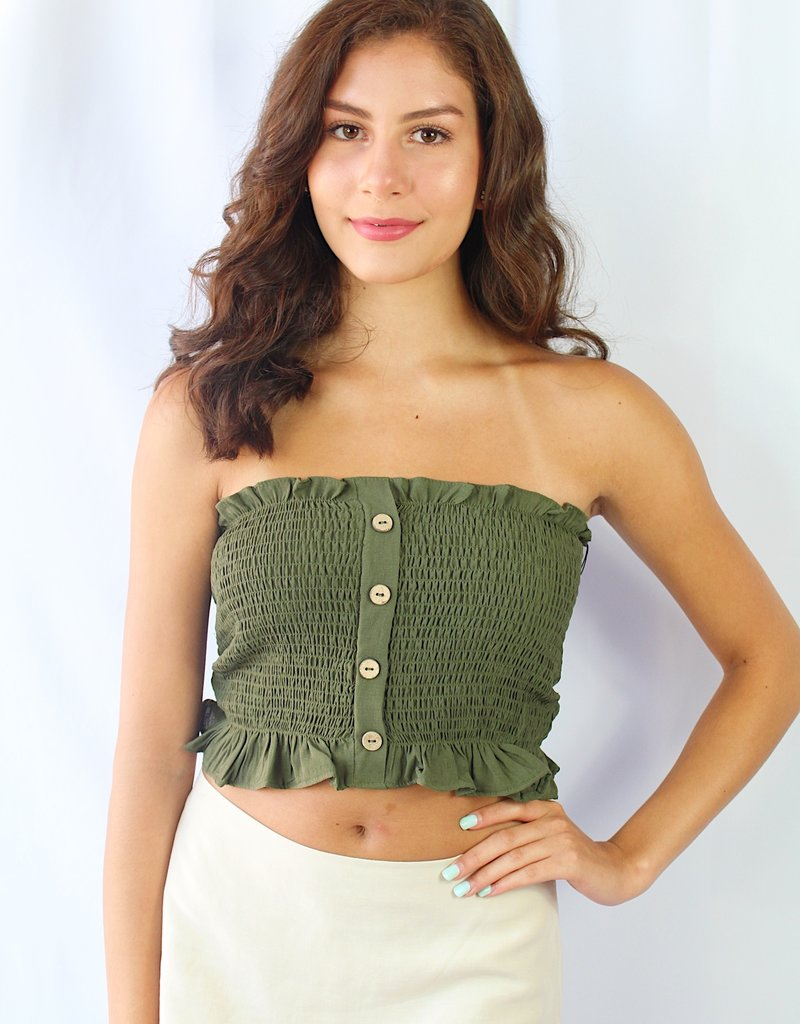 The Gabriella Crop Top