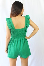 The Hollie Romper