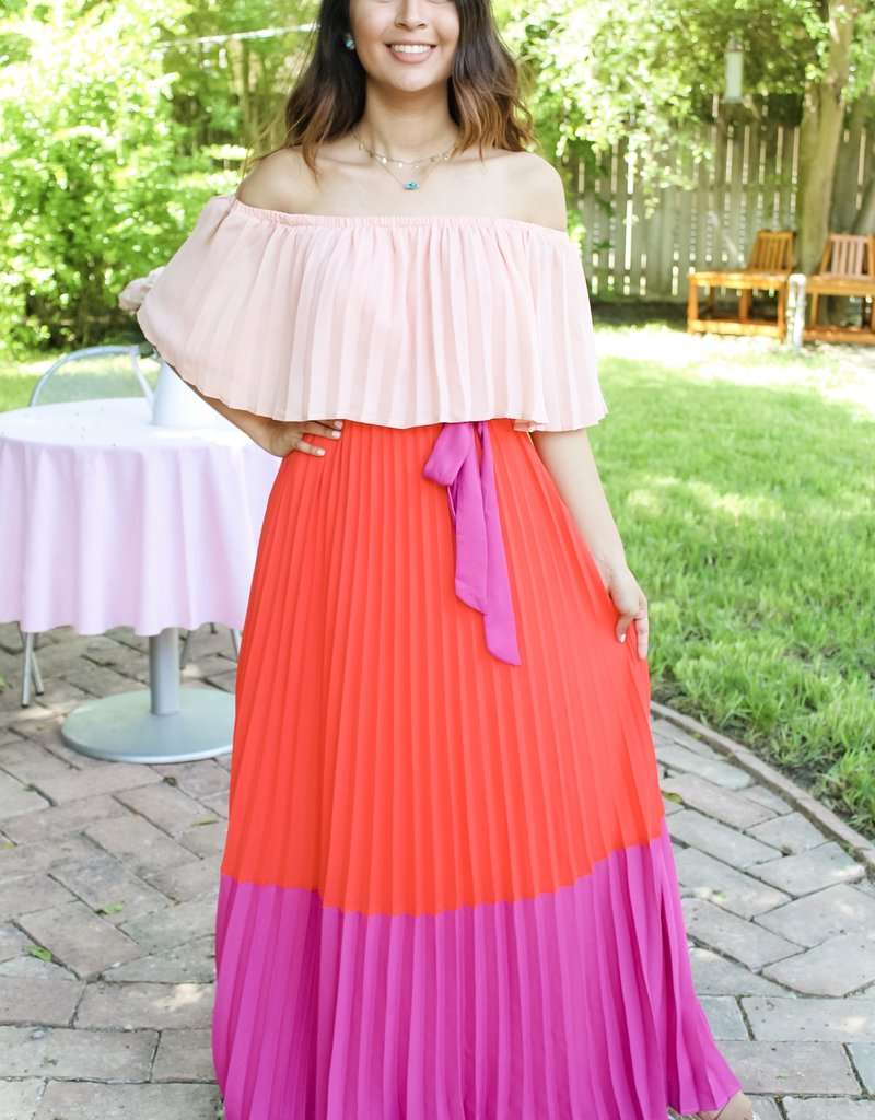 The Nelly Maxi Dress