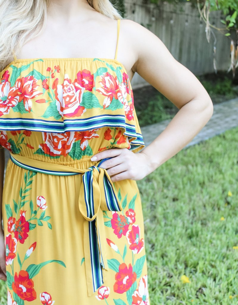 The Desiree Maxi Dress