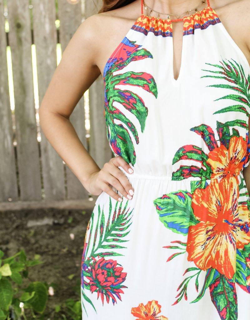 The Corina Maxi Dress