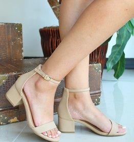 The Elie Low Heel